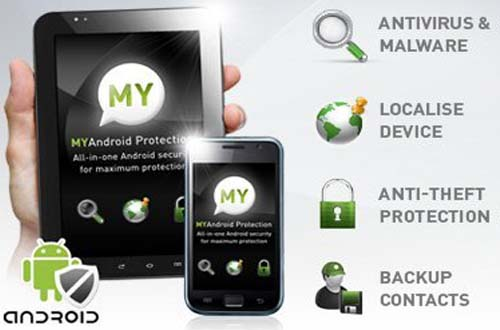 MYAndroid Protection 4.2 Android OS 1.5/1.6