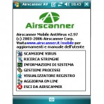 Airscanner Mobile AntiVirus 3.0 [Windows Mobile]