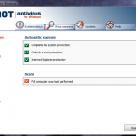 F-Prot Antivirus for Windows 6.0.9.6