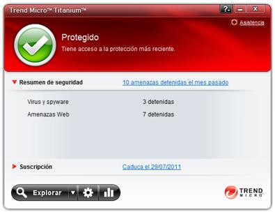 Trend Micro Titanium Antivirus Plus 2012