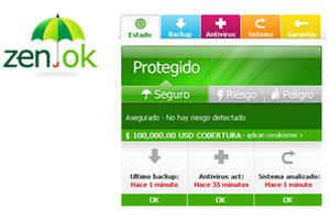 ZenOK Free Antivirus 2011 1.0.9